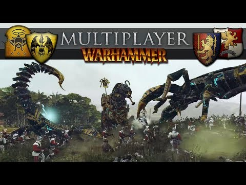 Feast for the Undead (Total War: Warhammer 2 Online Battle #294)