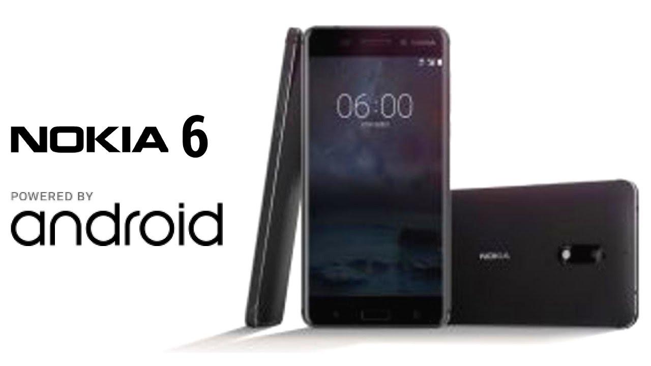نتيجة بحث الصور عن Nokia 6