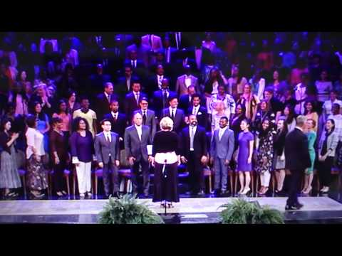 Now Im on My Way!    Brooklyn Tabernacle Choir