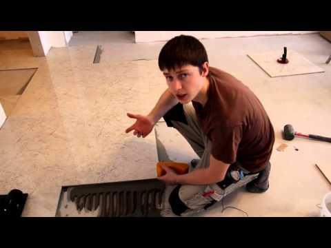 Пол в квартире 76 квадратных метра за два дня, реально?