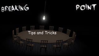 Roblox Breaking Point (Tips and Glitches)