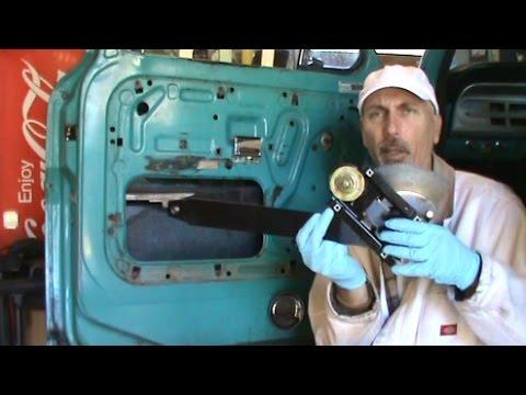 Door Window Regulator 1957 1958 1959 1960 Ford Pickup Truck