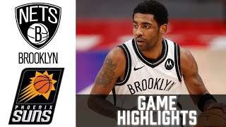 <b>Nets</b> vs Suns HIGHLIGHTS Full Game | NBA February 16