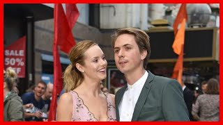 Inbetweeners couple Hannah Tointon and Joe Thomas make rare loved-up appearance on red carpet amid