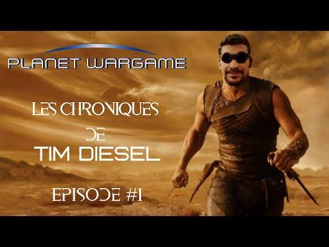Les Chroniques De Tim Diesel : épisode #1