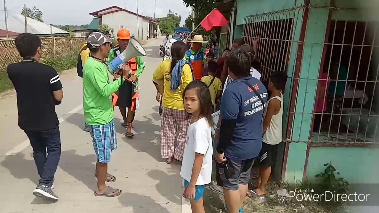 Barangay candating arayat pampanga flood