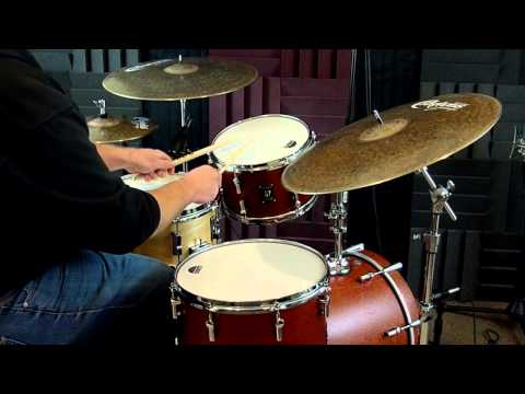 Sonor Sunset Beech Bop Kit - Three Tunings