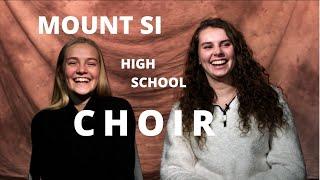 Mount Si High School Choir Promo Video 2020