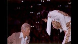 Annette Wolf talks about Elvis cbs tv special 1977