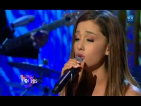 Ariana Grande - I Have Nothing (Whitney's cover at the White House) [COMPLETO]