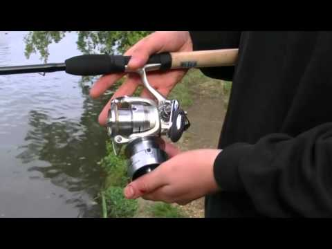 tackle fanatics tv daiwa exceler 3000 reel youtube. Black Bedroom Furniture Sets. Home Design Ideas