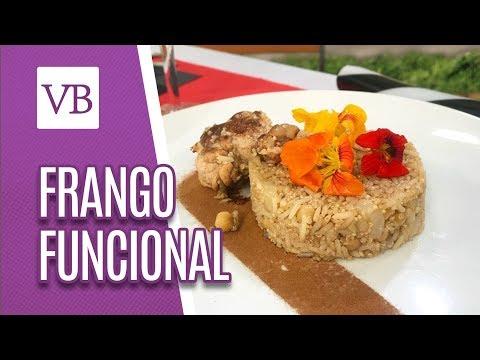Frango Funcional com Canela - Você Bonita (17/07/18)