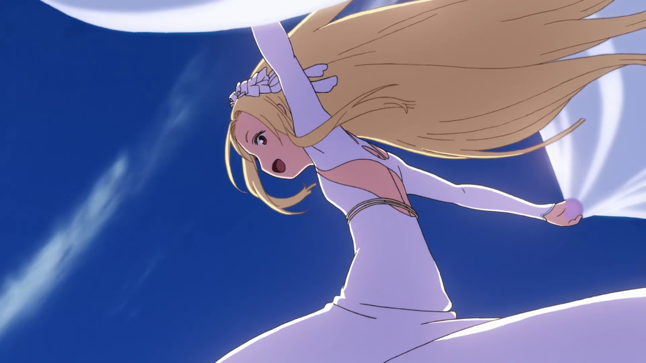 Maquia When The Promised Flower Blooms English Dub Trailer Youtube