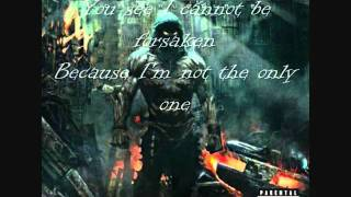 Disturbed Forsaken Lyrics