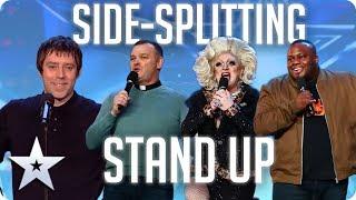 Side-Splitting Stand Up   BGT 2020