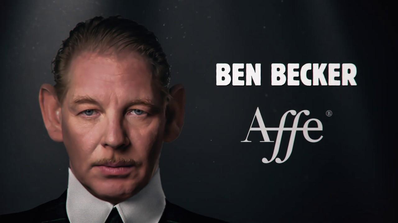 Ben Becker - AFFE - Trailer zur Premierentour 2020