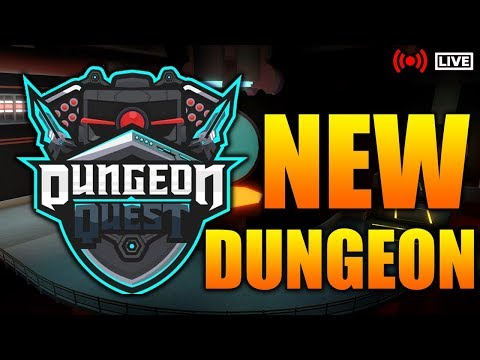 ⚔️DUNGEON QUEST LIVE NEW DUNGEON UPDATE ORBITAL OUTPOST⚔️| 🔴ROBLOX LIVE🔴