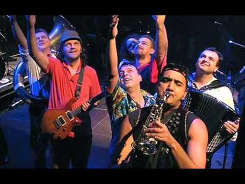 Emir Kusturica and the No Smoking Orchestra, Devil in the  Business Class