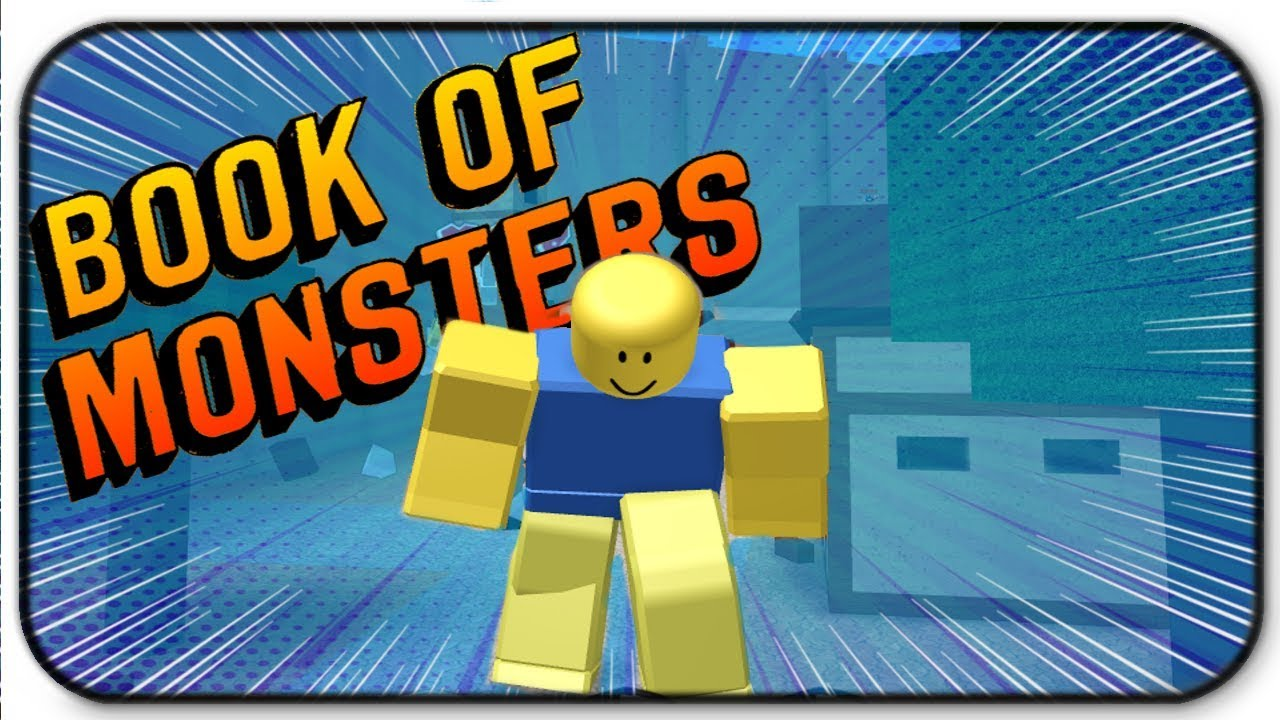 Roblox Book Of Monsters Becoming A Giant Monster Noob Vip