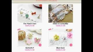 Online shopping fashion accessories from japan by rinnseki