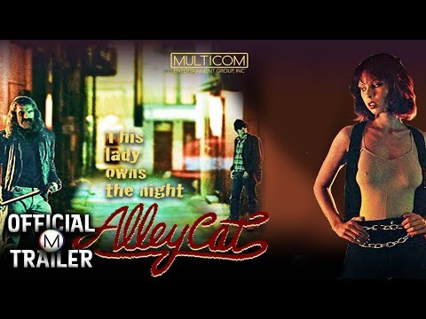 ALLEY CAT (1984) | Official Trailer | 4K
