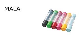 Штампы ИКЕА МОЛА обзор детских штампов фломастеров, 6 цветов, ставим печать от IKEA MALA