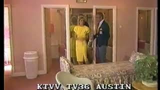 Tennis - 1986 - NBC Special - Chris Evert + Dick Enberg Tour Wimbledon Womens Locker Rooms