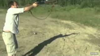 Gun Recoil Knockout