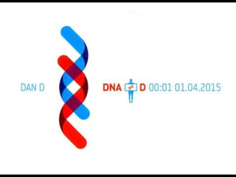 Dan D - DNA D (Full album)