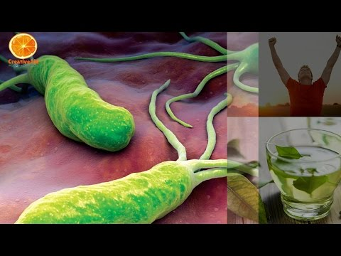 The Strongest Natural Home Remedy for H. Pylori
