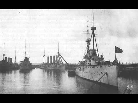 Baltic Naval War 1919 - Fire & Ice (but mostly ice, lots of ice)