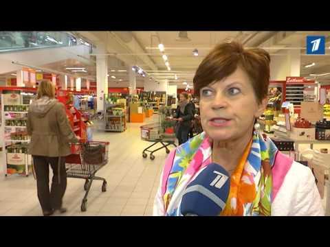 Эстонские продукты постепенно становятся любимыми