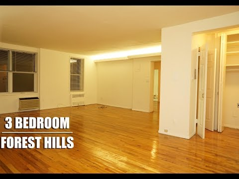Big 3 bedroom apartment for rent in Forest Hills, Queens, NY