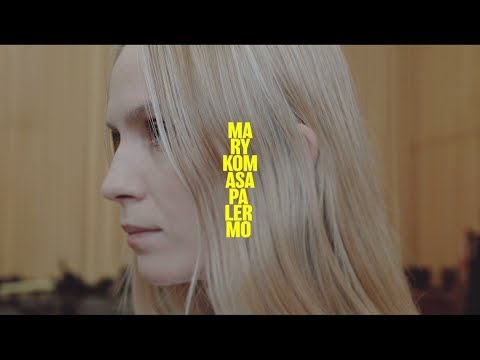 Mary Komasa - Palermo [Live Session]