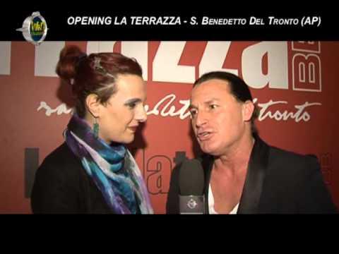 Opening *LA TERRAZZA* - San Benedetto del Tronto (AP) - YouTube