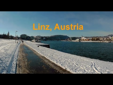 Linz Austria 2017 Trip HD (SJCAM M20) |🌞🎥|