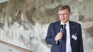 UN-Oceans meeting - Interview with Árni Mathiesen