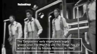 The Temptations -I Can't Get Next To You Live (1970)