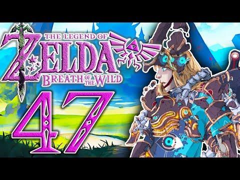 Zelda Breath of The Wild Master Mode Part 47 Link Und Die Sidequests in Kakariko! [Deutsch/Switch]