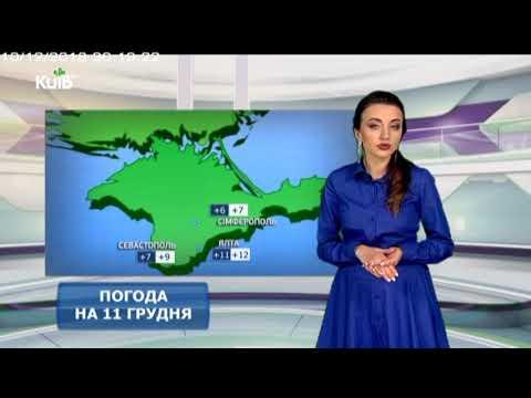 Телеканал Київ: Погода на 11.10.18