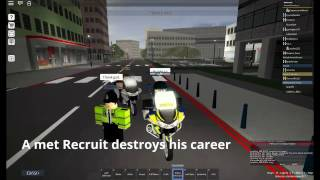 [Roblox London] Met SCO19 999 Callout