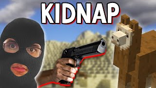 LAMA GOT KIDNAPPED!!!