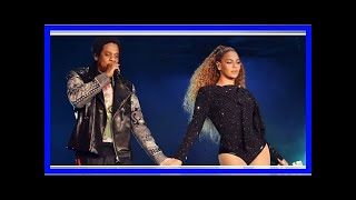 Breaking News | Beyoncé and Jay-Z dedicate 'Young Forever' to the victims of Grenfell Tower Fire