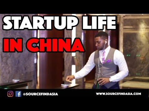 Day in the Life: 25 Year Old CEO in China - Day 1