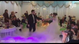 """Свадебный танец Елены и Михаила под """"I'd do anything for love"""""""