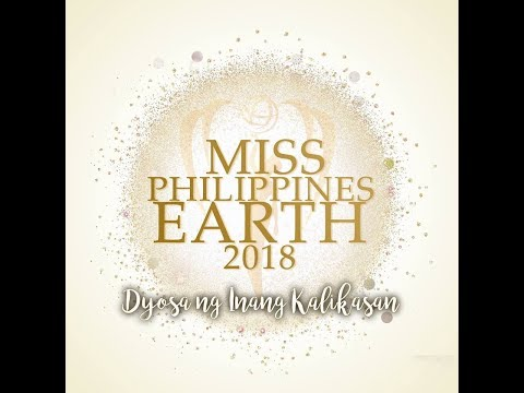 Miss Earth Philippines 2018- Swimsuit & Resorts Wear Competition (Full)