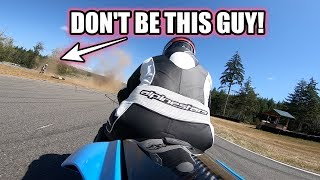 Motorcycle Track Day Guide (Beginners) Part 1 of 2