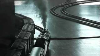 Indoor g scale Hudson smoking like real! New footage!