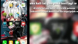 Trik Polosan Telkomsel Suport Download File Gajah - Opmin Headler