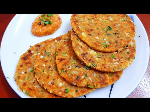 Easy Breakfast recipe | Quick Breakfast recipe | Nutri Vegetable roastie | Less oil Breakfast